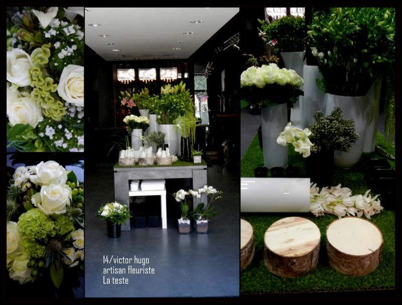 14 16 victor hugo artisan fleuriste cadeaux d co for Site fleuriste