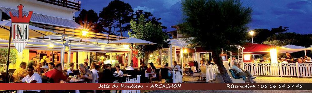 Le Royal Moulleau Fruits De Mer Glacier Restaurant 33120