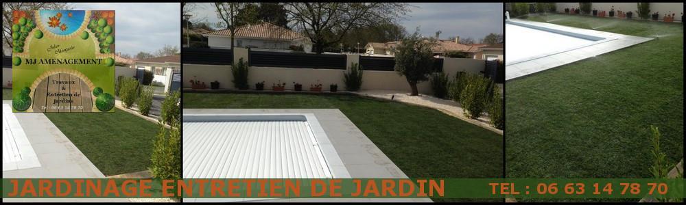 Mj am nagement travaux et entretien de jardin arrosage for Travaux entretien jardin