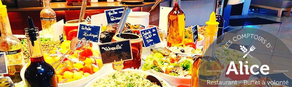 Les Comptoirs D Alice Restaurant Restauration A Emporter 33260