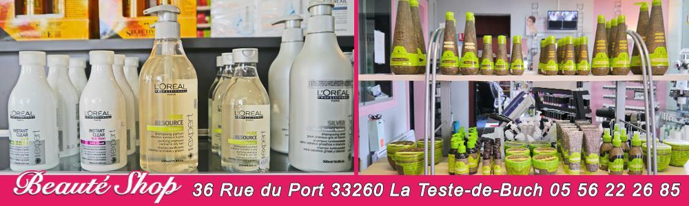 Beaut shop beauty store coiffure coiffure domicile cosm tique mat riel esth tique - Office du tourisme la teste de buch 33260 ...